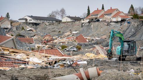 NVE starter befaring langs kvikkleiresoner iGjerdrum, Nannestad og Ullensaker