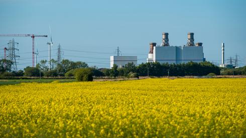 Boris Johnson vil lagre ti millioner tonn CO2. Equinor vil hjelpe til, ved å bygge to nye gasskraftverk