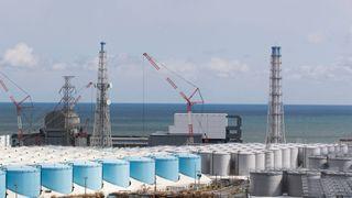 Radioaktivt vann fra Fukushima skal slippes ut i havet