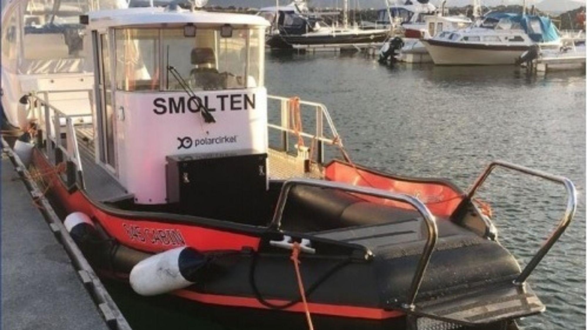 Havarikommisjonen mener hele havbruksnæringen bør transportere folk sikrere etter ulykken med Smolten i 2019.