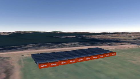 Bygger gigantiske termiske batterier – for å lagre energi som skal utnyttes til varme