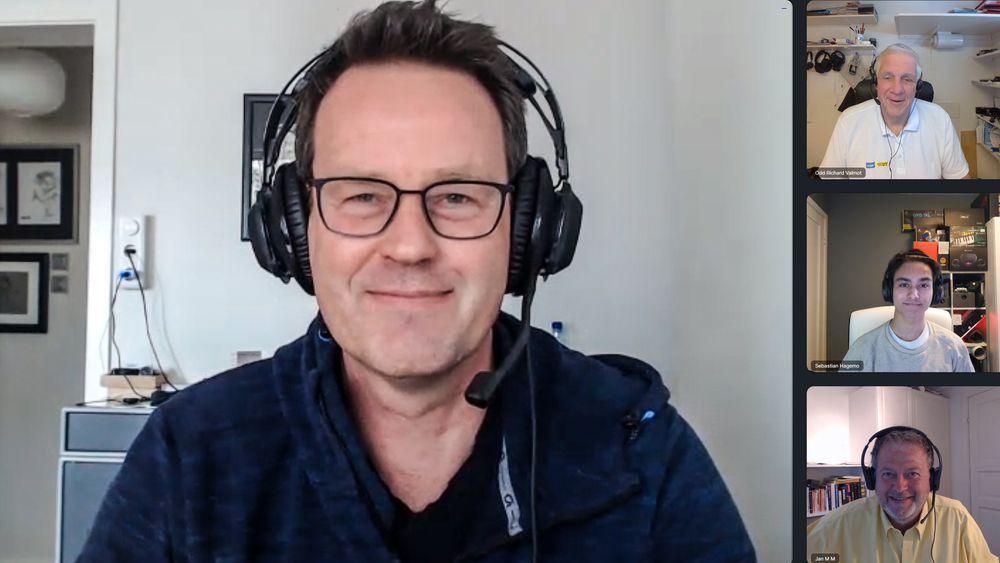 Kjernefysiker: Nils Bøhmer er sektordirektør for teknologi ved Norsk nukleær dekommisjonering.