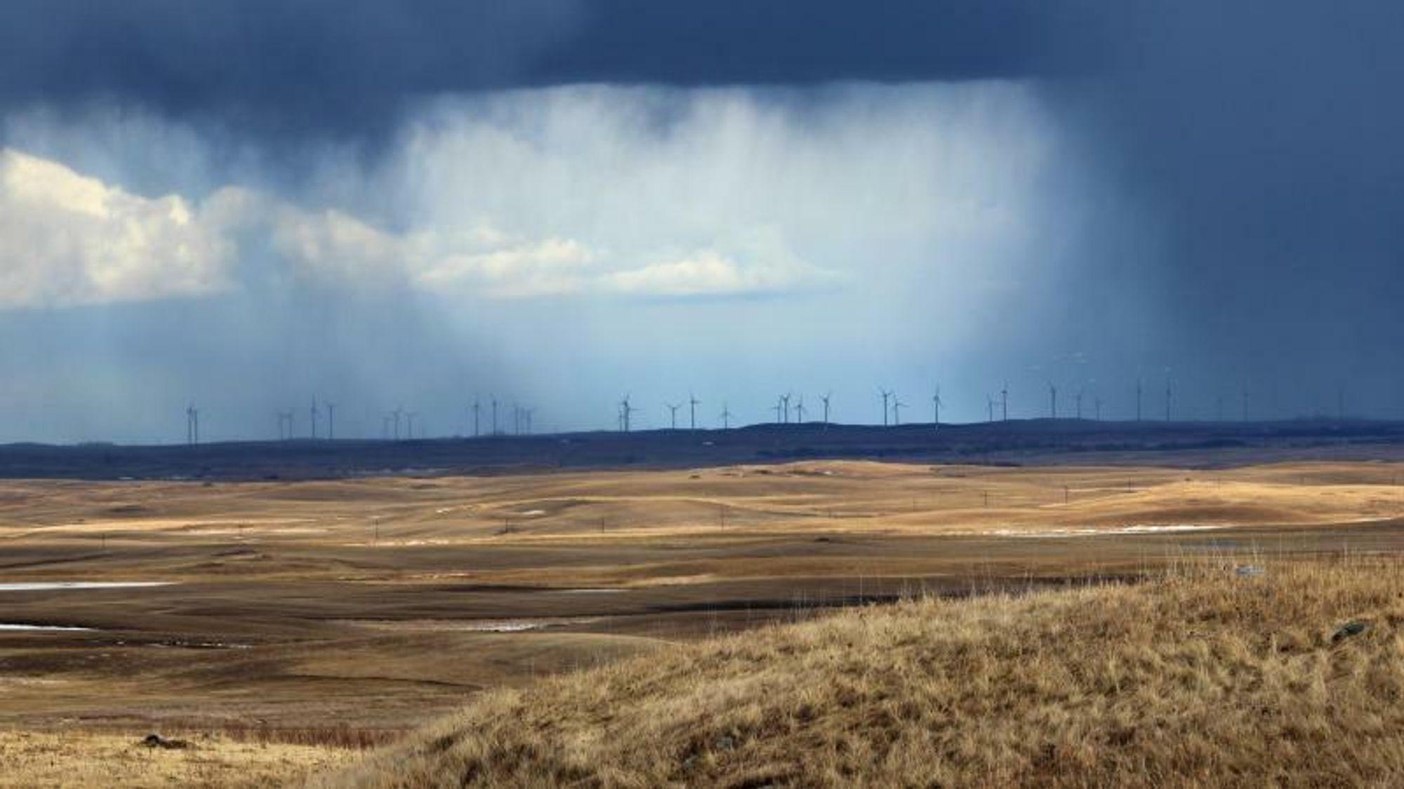 Regndråper sliter på bladene til vindturbiner, noe som reduserer effektiviteten og krever dyrt vedlikehold. En enkel værsensor skal redusere problemet.