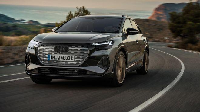 Lansert i kveld: Audi kaster seg inn i kampen om den beste elektriske familie-SUV'en