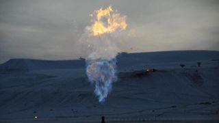 Lokalprodusert skifergass kan gi utslippsfri energiforsyning til Longyearbyen