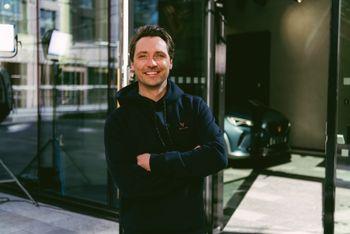 Ole Kristian Ågotnes, sjef for Cupra i Norge hos importør Harald A. Møller.
