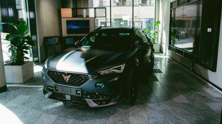 De forventer ikke å selge mange Cupra Formentor, da det er elbilen Born som trolig blir volummodellen.