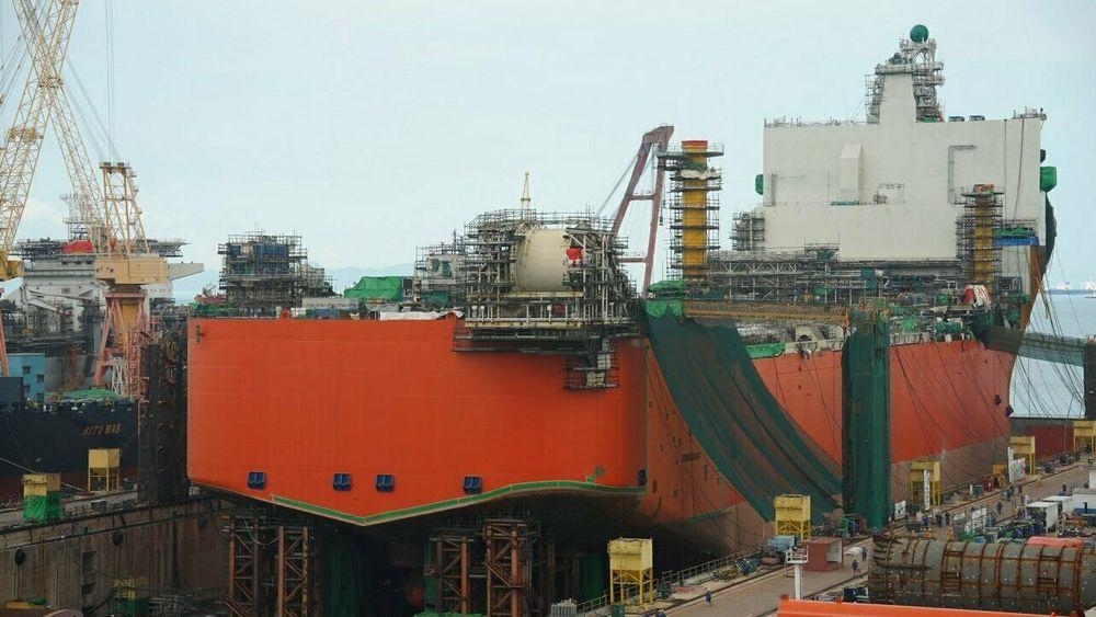 En intern granskingsgruppe fra Equinor har undersøkt kvalitetsavviket på sveising og inspeksjon på produksjonsskipet Johan Castberg, som er under bygging ved Sembcorp Marine i Singapore.