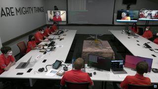Direkte nå:Venter på rapport fra Mars-helikopteret