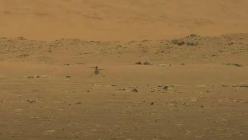 Håvard Grip bekrefter: Vi har fløyet helikopter på Mars for første gang