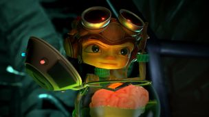 Double Fine lover at Psychonauts 2 kommer i år