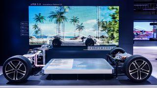 BYDs nye elbilplattform skal tilbys andre bilprodusenter.