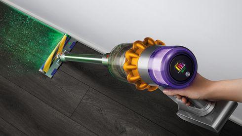 Støvsensor, telleverk og laserdiode: Dyson gjør støvsuging til en teknofest for ingeniører