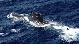 Savnet ubåt er trolig gått tapt