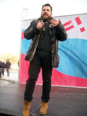 Leonid Volkov.