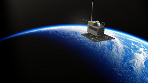 Norsk mikrosatellitt skutt opp: Skal finne skip som ikke vil bli sett