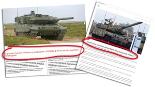 – Lavmål uten like: Kavaleriklubben eide skryteside for Leopard og kritisk side for Black Panther