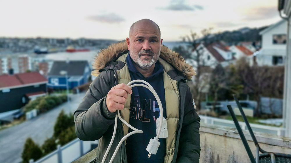 Vi må ha strøm: Tidligere kampanjeleder og en av initiativtakerne til Motvind, Jan Helge Vassbø mener moderne kjernekraft er det vi trenger for å skaffe energi og løse klimakrisen.