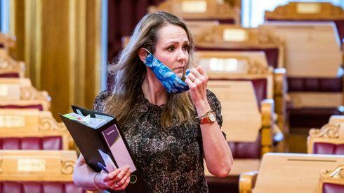 IT-minister Linda Hofstad Helleland