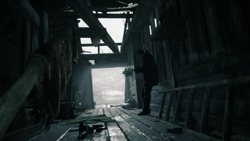 Chris Redfield, sono Resident Evil Village
