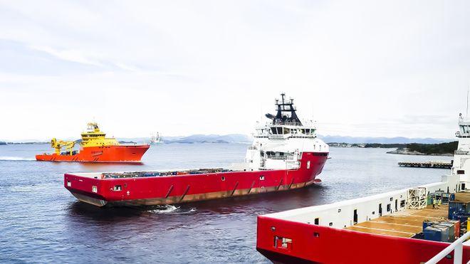 Verft vil gjenbruke skip i opplag istedenfor å bygge nye