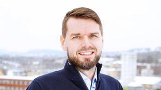 Øyvind Reed er administrerende direktør i Whereby AS.