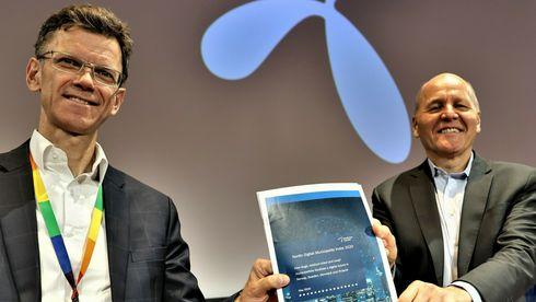 Telenor investerer rekordstore seks milliarder i Norge i år