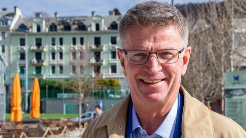 Ole Martin Otterlei, daglig leder i Skaland Graphite.