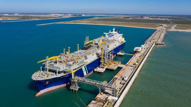 Kongsberg lager digital tvilling av avansert LNG-fartøy