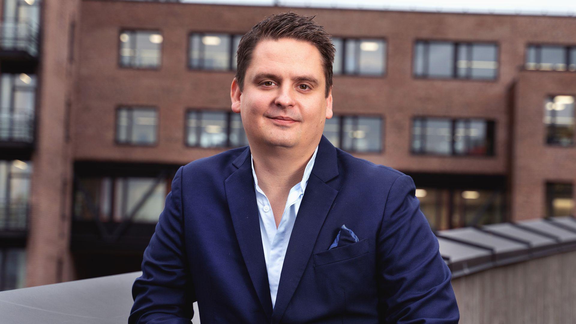 ANNONSE: El-gründer Thommy Stenvik om topp 3 FinTech- trender i 2021