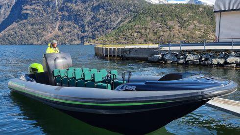 Denne el-båten skal frakte turister inn i verdensarvfjordene