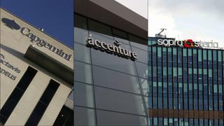 Capgemini, Accenture og Sopra Steria har fått mange nye rene Salesforce-konsulenter i Norge de siste årene.