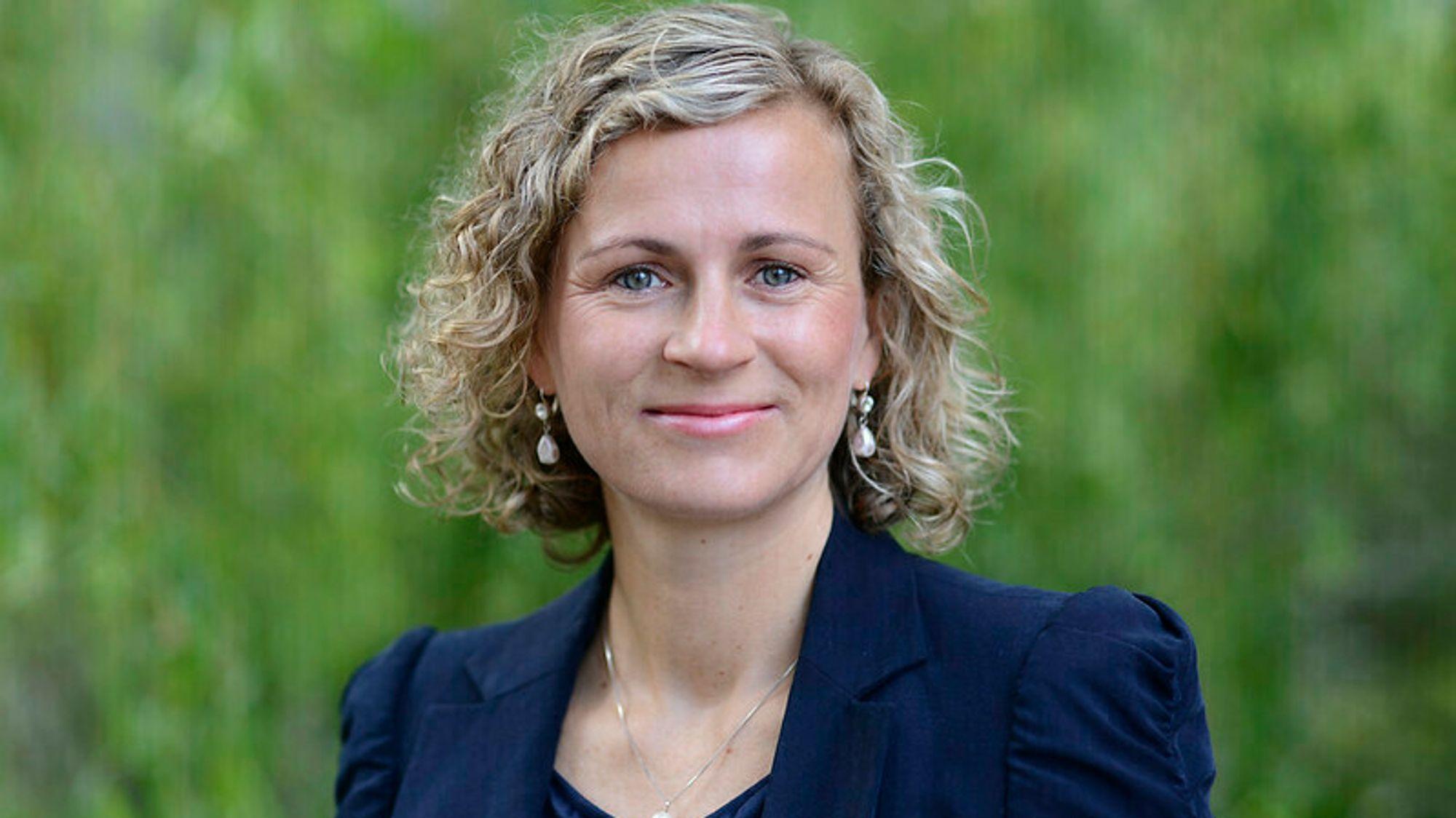 Christina Nerstad, professor i organisasjonspsykologi ved Handelshøyskolen BI, har kartlagt utbrenthet blant mer enn 1000 teknologer og ingeniører.