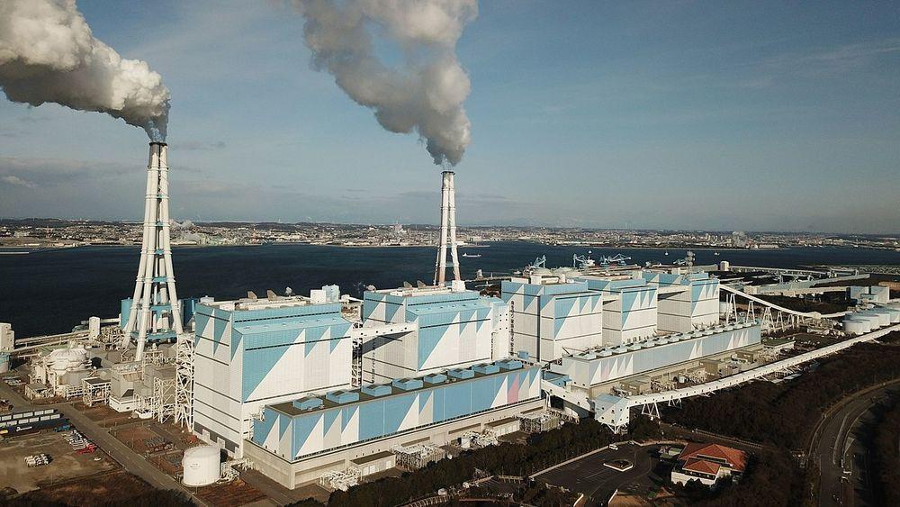 Jera håper å erstatte 20 prosent av kullet i Hekinan-kraftverket med ammoniakk om fire år.