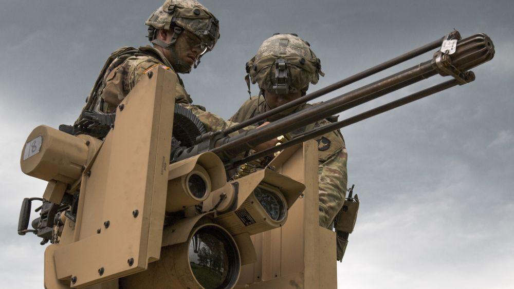 US Army har siden 2007 mottatt over 17.000 slike våpenstasjoner og skal ha mange flere.