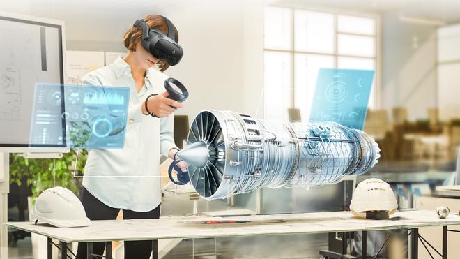 De nye VR-brillene har ekstrem ytelse: – Veldig spennende for næringslivet