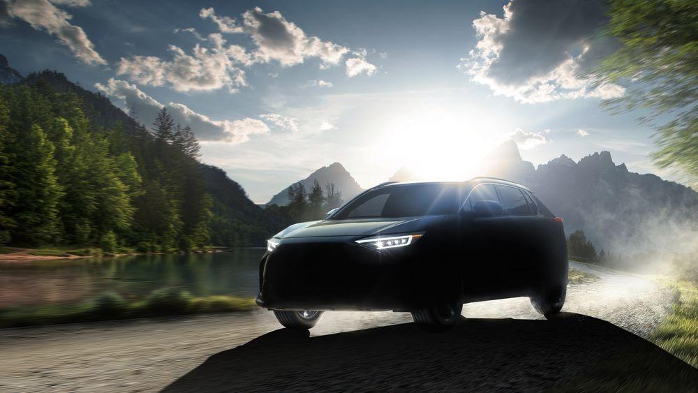 Subaru Solterra er en kommende elektrisk SUV fra Subaru.