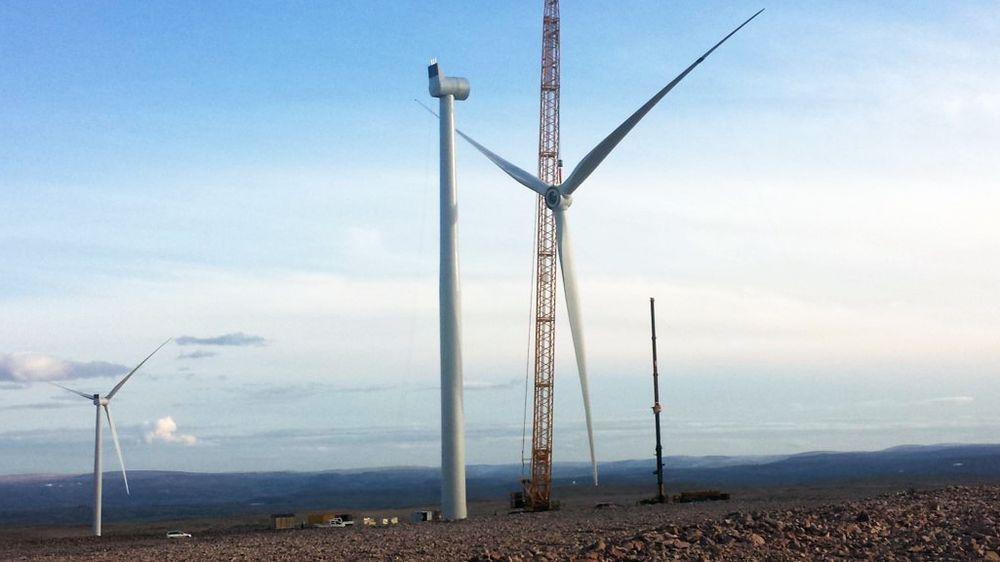 raggovidda vindkraftverk