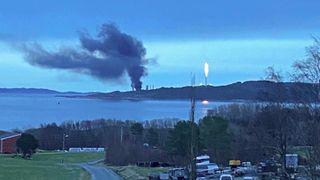 28. september i fjor brant det på Equinors anlegg på Melkøya i Hammerfest.