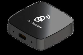 AA Wireless-enheten for trådløs overføring av Android Auto.