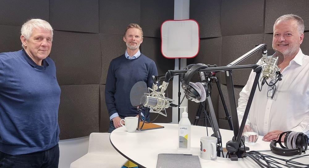 Mener mye om IKT: Administrerende direktør i IKT Norge, Øyvind Husby, har mange jern i IKT-ilden.