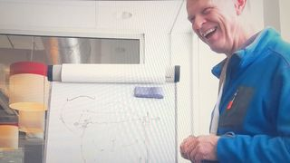 Cato Lyngøy sluttet som teknologisjef i Mowi for å utvikle eget konsept. Nå bygges det første Egget