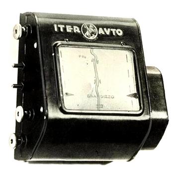 Iter-Auto - automatisk kartnavigasjon à la 1930.