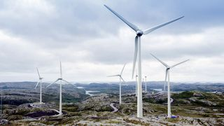 Hva er riktig i den opphetede debatten om vindkraft i Norge? TU har sjekket ni påstander om industriens skadevirkninger. Bildet er fra Ytre Vikna vindpark.
