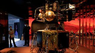 Kina har for første gang landet på Mars