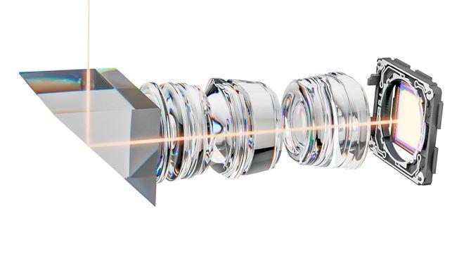 Først i verden: Telekamera i denne toppmobilen gir to ulike forstørrelser med én sensor