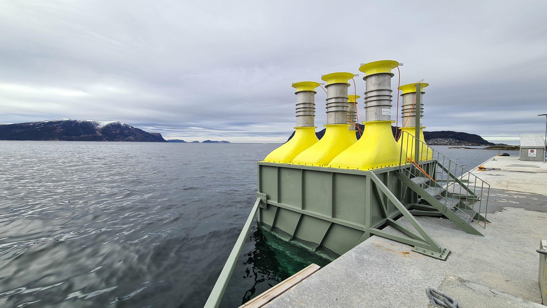 ANNONSE: Innovativ norsk løsning åpner nye bølgekraftmuligheter
