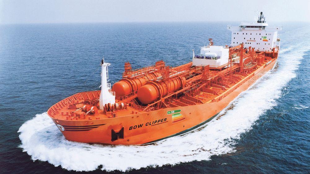 Et tungt lastet skip som Bow Clipper kommer dårligere ut enn et stort skip med lite last. Nye måleindekser slår galt ut for  effektive skip med mye og tung  last.