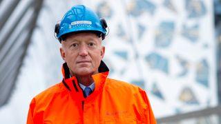 Harald Nikolaisen, administrerende direktør i Statsbygg.
