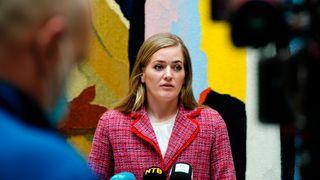 Senterpartiets Emilie Enger Mehl har vært saksordfører for behandlingen i Stortinget av det nå avlyste salget av motorfabrikken Bergen Engines.